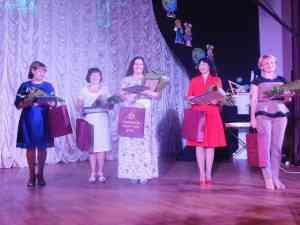 """фото с конкурса """"Учитель года - 2017"""""""